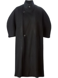 Henrik Vibskov 'Melton' Coat Black