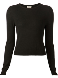 L'agence Crew Neck Sweater