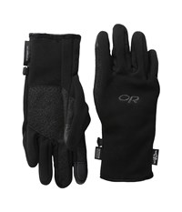 Outdoor Research Gripper Sensor Gloves Black Extreme Cold Weather Gloves