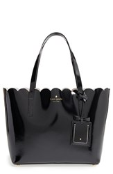 Kate Spade New York 'Lily Avenue Patent Small Carrigan' Leather Tote