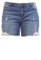 Junarose Jrfive Denim Shorts Medium Blue Denim