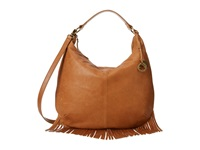 Lucky Brand Bailey Convertible Hobo Cognac Hobo Handbags Tan
