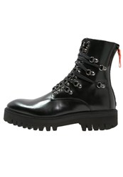 Tiger Of Sweden Hardy Laceup Boots Black