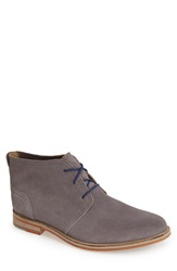 J Shoes 'Archie 2' Suede Chukka Boot Men Grey
