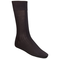 Calvin Klein Silk Mix Socks One Size Black