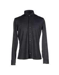 Lorenzini Shirts Steel Grey