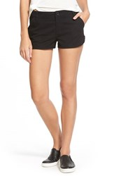 Junior Women's Rvca 'Downtowner' Shorts
