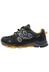 Jack Wolfskin Trail Excite Texapore Hiking Shoes Burly Yellow Black