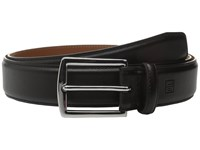 Lauren Ralph Lauren Harness Buckle Belt Black Men's Belts