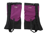 Outdoor Research Verglas Gaiters Orchid Women's Overshoes Accessories Shoes Purple