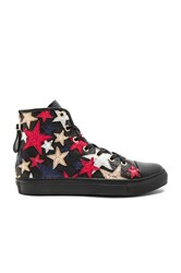 Hilfiger Collection Rock N Roll High Sneaker Black