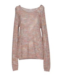 Des Petits Hauts Sweaters Red