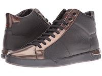 Hugo Boss Fusion Mid By Black Men's Shoes