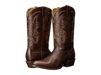 Stetson 13 Shaft Single Welt Round Toe Boot Brown Cowboy Boots