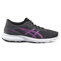 Asics Nitrofuze Women's Running Shoes Black Purple