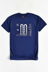 10.Deep Trackside Tech Shirt Navy