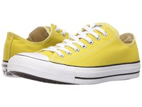 Converse Chuck Taylor All Star Seasonal Ox Bitter Lemon Athletic Shoes Yellow