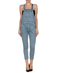 Cycle Pant Overalls Grey