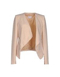 Patrizia Pepe Suits And Jackets Blazers Women Beige