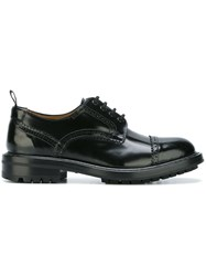 Marc Jacobs Chunky Oxford Shoes Black