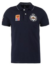 Gaastra Polo Shirt Navy Dark Blue