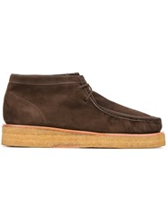 Lathbridge By Patrick Cox Desert Boots Brown