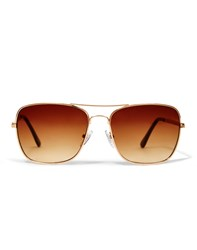 Jeepers Peepers Ranger Sunglasses Gold