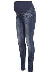 Noppies Holly Slim Fit Jeans Stone Wash Bleached Denim