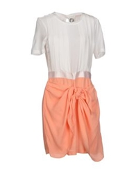 Dress Gallery Short Dresses Salmon Pink
