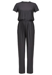 American Vintage Jumpsuit Carbone Dark Gray