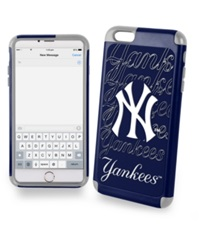 Forever Collectibles New York Yankees Iphone 6 Plus Case Navy