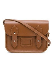 The Cambridge Satchel Company 'The Tiny' Satchel Brown