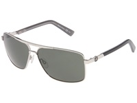 Vonzipper Metal Stache Silver Grey Sport Sunglasses