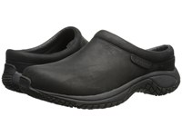 Merrell Encore Slide Pro Grip Nubuck Black Men's Slip On Shoes