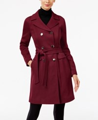 Inc International Concepts Double Breasted Car Coat Only At Macy's Port