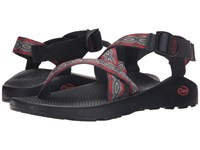 Chaco Z 1 Classic Mulberry Malbec Men's Sandals Gray
