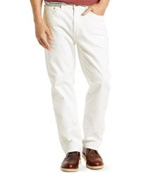 Levi's 541 Athletic Fit Jeans White