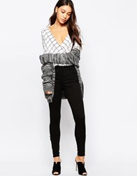 Just Female Stroke Skinny Jeans In Black 2