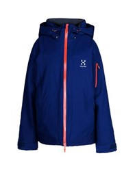 Haglofs Coats And Jackets Jackets Women Dark Blue