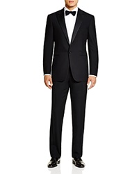 Ralph Lauren Formal Basic Peak Lapel Regular Fit Tuxedo Black