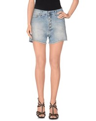 Sexy Woman Denim Denim Bermudas Women