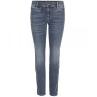 Mih Jeans The Paris Cropped Skinny Jeans New Original