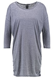 Khujo Samba Long Sleeved Top Grey