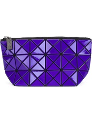 Bao Bao Issey Miyake 'Lucent 1' Pouch Pink And Purple