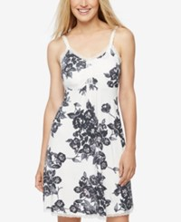 A Pea In The Pod Printed Nursing Nightgown Floral
