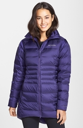 Columbia 'Hellfire' Down Jacket Inkling