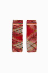Missoni Cashmere Fingerless Gloves