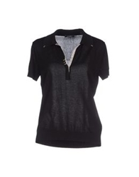 Caractere Sweaters Black