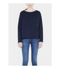 Mih Jeans Mariniere Striped Long Sleeve Tee