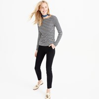 J.Crew Painter Boatneck T Shirt In Stripe